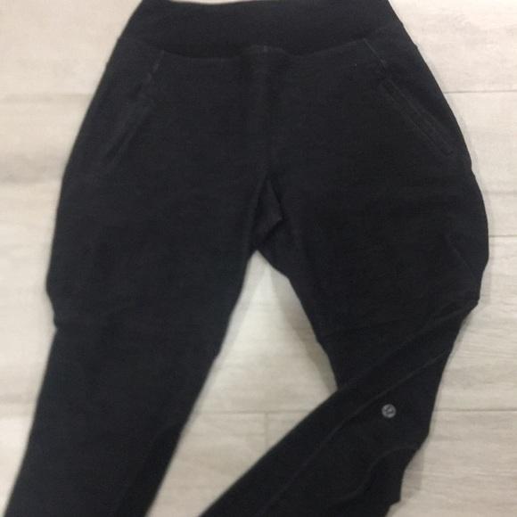 Lululemon Jodhpurs Yoga pants